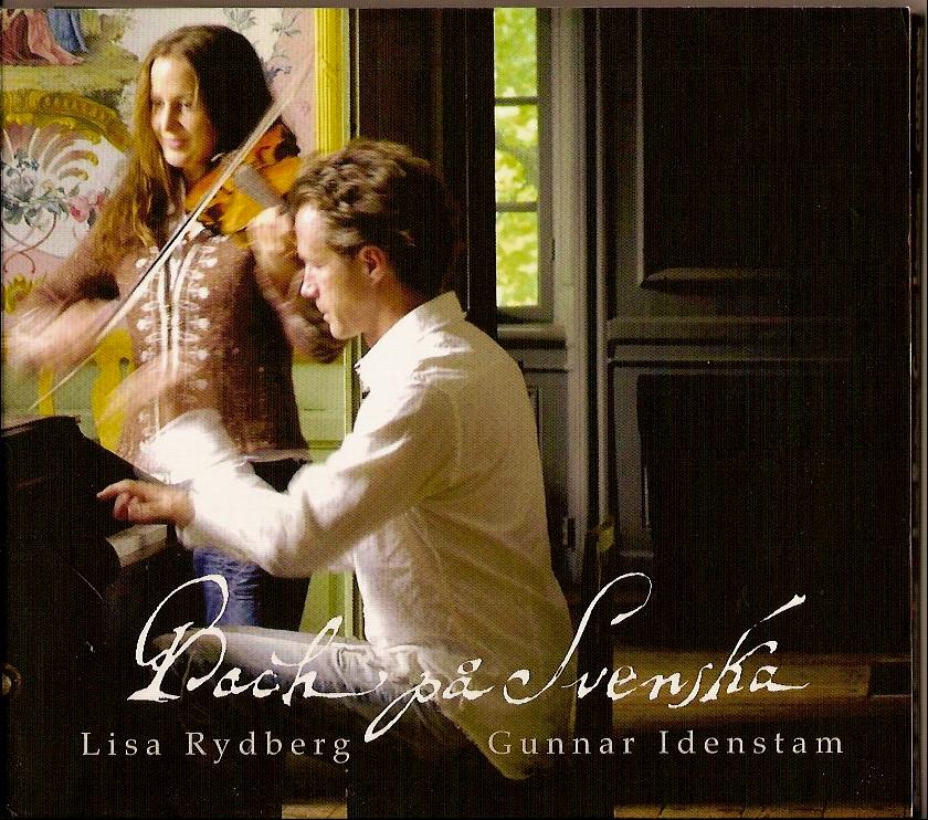 Bach på svenska cover