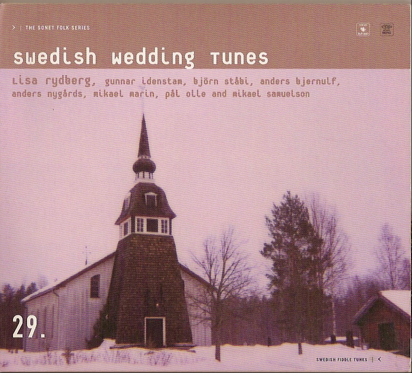 Swedish Wedding Tunes cover